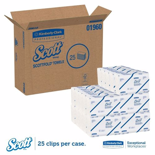 Picture of Scottfold® Multi-Fold Towels