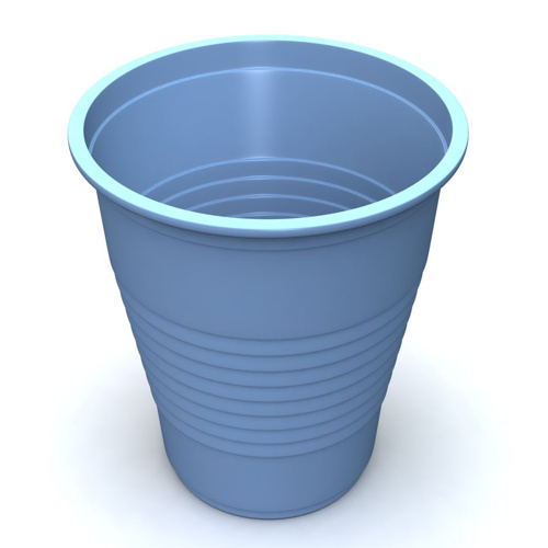 Picture of Cup Drinking, 5 oz. - Blue