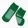 Slipper Socks - Dynarex - Double Sided - Medium - Green - 1 - Pair - SOXD-2191-1