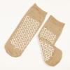 Slipper Socks - Dynarex - Double Sided - X-Large - Beige - 1 - Pair - SOXD-2193-1