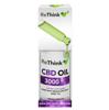 Rethink CBD Tincture Oil - 3000mg - 30 mL - Bottle - Packaging
