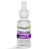 Rethink CBD Tincture Oil - 3000mg - 30 mL - Bottle