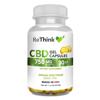 ReThink CBD GelCaps - 750 mg - 30 Count - Bottle